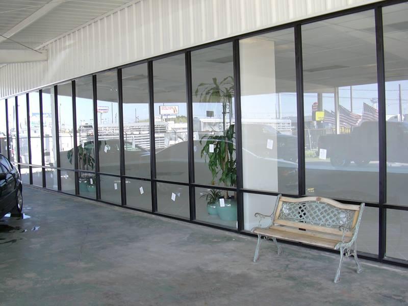 Frameless Storefront Glass Repair Or ReplacementVAMDDC