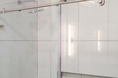 Sliding Skyline Frameless shower doors|Shower Door Glass DC