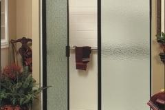 Inline Framed shower doors|Shower Door Glass DC