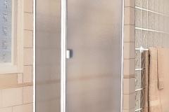 Inline Semi Frameless shower doors|Shower Door Glass DC