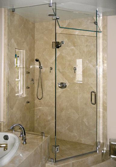 Frameless Glass Shower Doors - Great Falls, VA|202-492-0676
